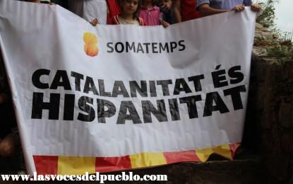 """Somatemps convoca un acto en Barcelona para analizar """"la crisis política actual"""", en la víspera del 9-N separatista"""