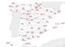 mapa Libres e iguales