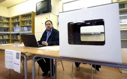 Solo el 4,54% de catalanes *NO quieren* la independencia contra  el 80,76%, según resultado final del 9N ilegal