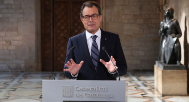 presidente del gobierno catalán