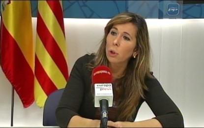 Camacho reclama a C's Ciudadanos sumarse a su candidatura con separatistas como Joana Ortega y Nuria Gispert