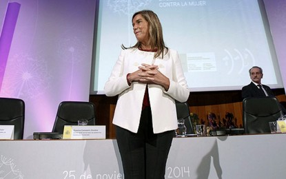La presunta corrupta exministra del PP, Ana Mato, cobrará 4.730,91 € mensuales, tras ser nombrada vicepresidenta
