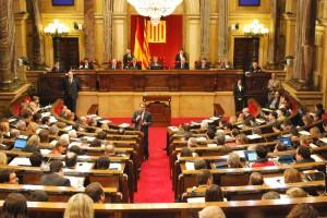 Parlamento regional de Cataluña
