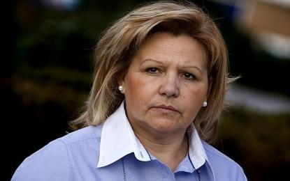 """Pedraza: """"Lo que quiere -el Gobierno del PP- es que desaparecemos del panorama"""" político, """"somos molestas"""""""