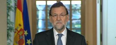 Rajoy asegura que nunca el PP ha engañado a los españoles, durante la rueda de prensa del último Consejo de Ministros - copia