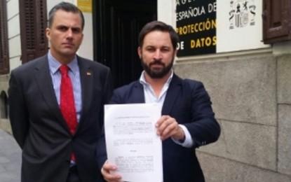 """Abascal se alegra de la admisión a trámite de """"la querella criminal de VOX contra Artur Mas""""  por el TSJC"""