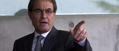 Artur Mas Gavarró involucrado al caso de corrupción de las ITV / Foto archivo