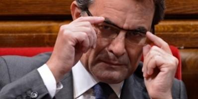 Artur Mas Gavarró, presidente autonómico de Cataluña