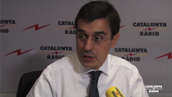 Artur Mas nombra al separatista Amadeu Altafaj Tardio ministro de asuntos exteriores de Cataluña