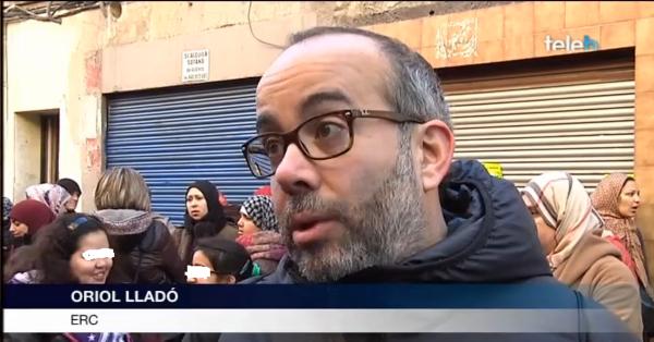 """ERC apoya el adoctrinamiento islámico de niños marroquíes en Badalona y considera """"exceso de celo"""", la actuación del alcalde"""