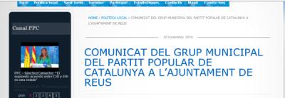 El PP catalán salva, con su abstención, a separatistas de CIU y permite la continuidad del Gobierno separatista