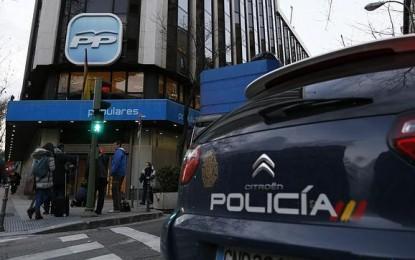 """El PP niega la mayor en el 'Gürtel' y asegura estar """"sufriendo"""" sin haber atracado al dinero de los españoles"""