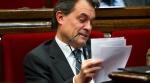 El TSJC asegura que Artur Mas es un delincuente - Foto Getty - copia - copia