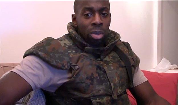 El terrorista Coulibaly estuvo en Madrid con su esposa en Año  Nuevo antes los atentados de Paris
