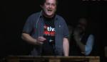 Portavoz de la izquierda ultra radical catalana, David Fernández, 10/01/15