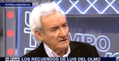 Luis del Olmo asegura a Rajoy, se le ha acabado el tiempo, yo votaría Soraya por su encanto. especial