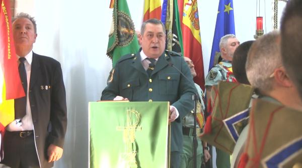 """Martín: """"No somos malhechores ni inmigrantes ilegales"""", y exige a Rajoy """"apoyar las Fuerzas y Cuerpos de Seguridad del Estado"""""""