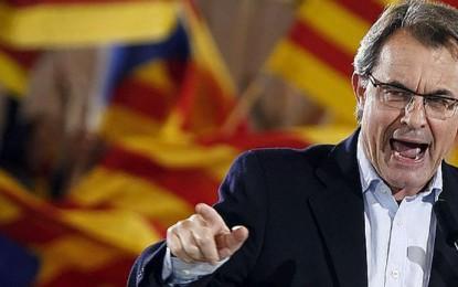 """Mas está muy enfadado por """"las infiltraciones, del secreto absoluto, en medios"""" por parte de ERC"""