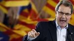 foto archivo del presunto delincuente presidente Artur Mas