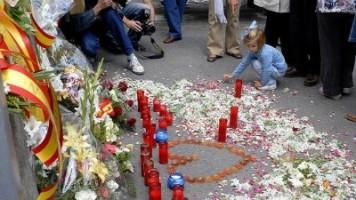 Acto en homenaje a: María José, Irene y Ana Isabel, mujeres  de Fuerzas y Cuerpo de seguridad de España asesinadas por criminales de ETA-EPPK / Foto archivo EFE