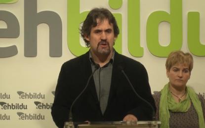 Separatistas vascos defensores de terroristas proponen 'hoja de ruta' de declaración unilateral de independencia