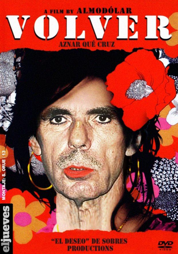 """Tremenda portada de 'Jueves': """"VOLVER"""", sobre el renacimiento del PP de José María Aznar"""