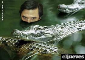 Tremenda portada de 'Jueves' VOLVER, sobre el renacimiento del PP de José María.. Aznar