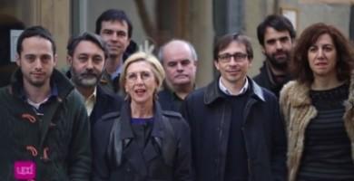 """Foto imágenes del vídeo de UPyD, """"dimisión de Rajoy"""""""