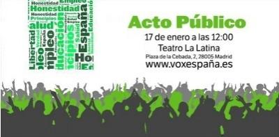 VOX celebra su primer aniversario y anuncia este sábado su proyecto político para 2015 - copia (2)
