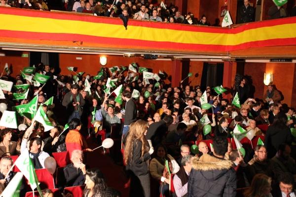 """Vox acudirá a las elecciones Andaluzas con """"candidatos independientes y afiliados"""", después de primarias internas"""