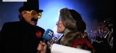 El alcalde separatista que llamó a venir a cagar los españoles al Carnaval de Solsona se acojona y niega la mayor.