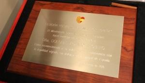 Premio Catalanes por España, Primera edición año 2015 / Foto Joseph - Lasvocesdelpueblo