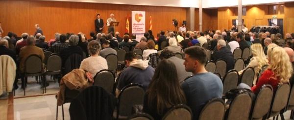 """""""Exitosa"""" primera edición del 'Premio Catalanes Por España', """"una causa"""" de catalanes oprimidos por separatistas"""