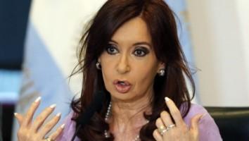 actual presidenta de Argentina, Cristina Fernández de Kirchner, principal sospechosa del asesinato del fiscal argentino Alberto Alberto Nisman