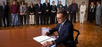 UPyD Cataluña celebra la sentencia del TC sobre el 9-N y denuncia la complicidad de Rajoy, socio de CIU - copia