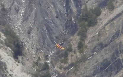 Al menos 42 víctimas con apellido español entre los 150 pasajeros del avión estrellado en Francia