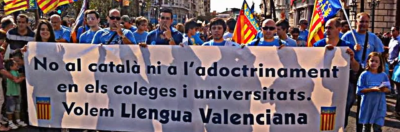CCV critica el cinismo y el engaño del PP que pactó con Pujol el adoctrinamiento de niños valencianos en catalán - copia