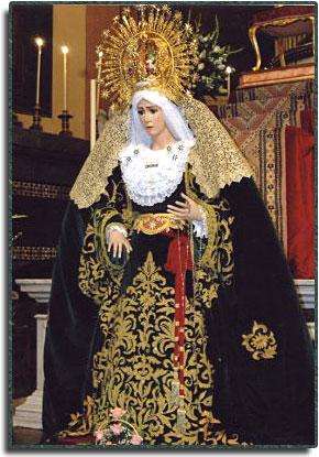 Cofradía de Nazarenos de Barcelona celebra Procesiones esta Semana Santa, Domingo Ramos y Viernes Santo  ,