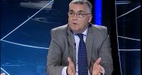 el presidente de RCD Espanyol, Joan Collet Diví, durante su entrevista