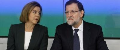 Cospedal recibió 200.000 euros de la trama Gürtel para su campaña electoral, según el auto de tribunales - copia