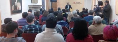 ERC e IU se plantean presentar una candidatura conjunta para las autonómicas en Valencia, después del pacto de Pego