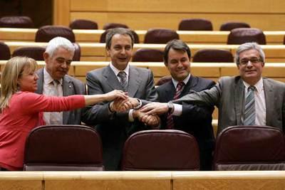 El Estatuto separatista, rechazado por Sentencia del TC en 2006 era exactamente lo que los separatistas