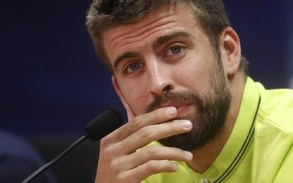 """El separatista de FC Barcelona, Piqué, condenado a paga 10.500 € por """"increpar, despreciar"""" a agentes de Guardia Urbana"""