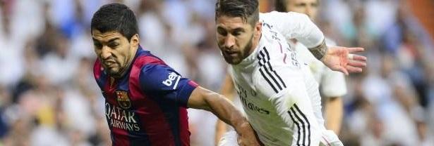 Forcadell pide llenar en campo de FC Barcelona de trapos separatistas, Estrelladas durante el clásico FC Barcelona Vs. Real Madrid.