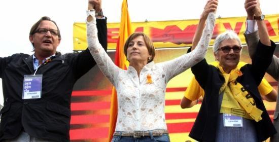 Forcadell se plantea presentarse a las elecciones del 27-S si no hay acuerdo con una candidatura de país