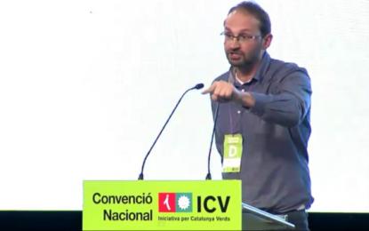 """ICV se quita la chaqueta del separatista, ataca ERC y CIU, y  reclama """"una España plurinacional"""" de derechos"""