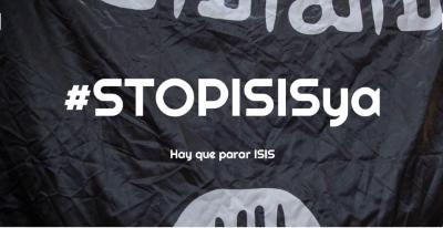 La plataforma 'STOP terroristas del Estado Islámico', STOP ISIS, organiza un ciclo de conferencias sobre el multiculturalismo - copia