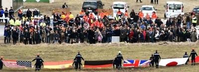 Lista de las víctimas del avión de Germanwings siniestrado el martes en los Alpes franceses - copia