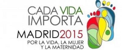 Manifiesto 'Cada Vida Importa' del 14M 2015, Razones para una manifestación provida - copia
