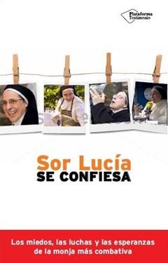 Monja separatista Me gané el mote, soy una monja cojonera y caliente, en 'Sor Lucia Confiesa'